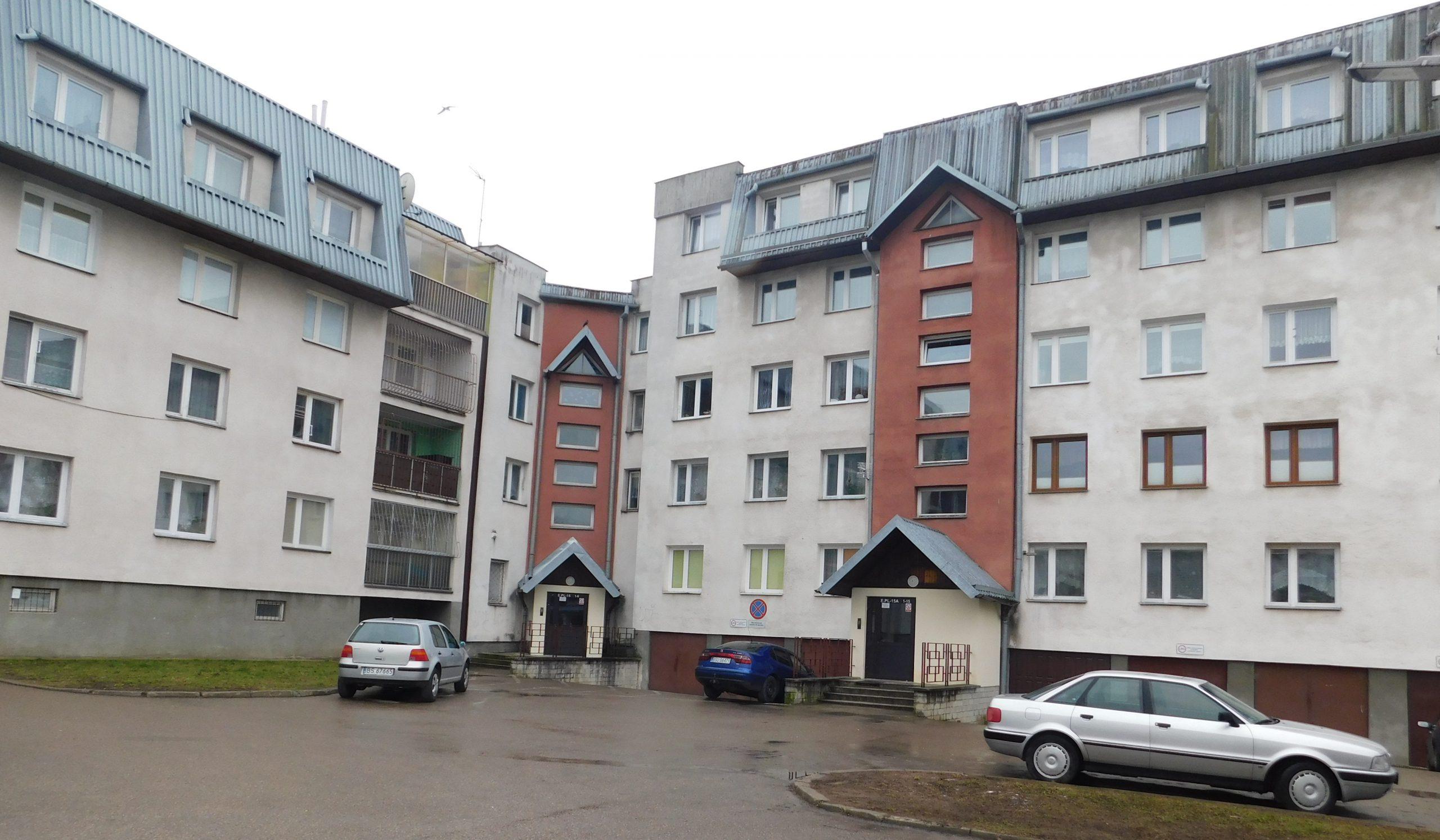 2 pokojowe mieszkanie z garażem w centrum Suwałk