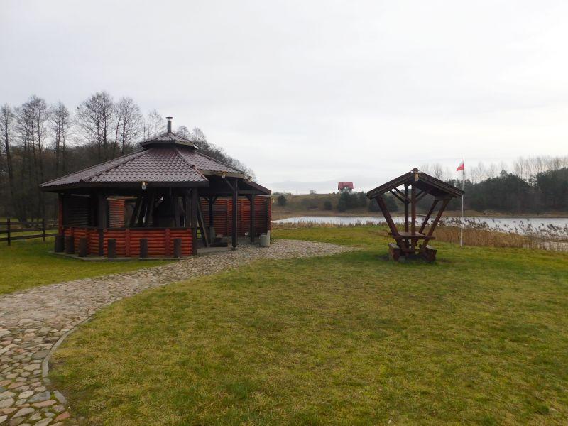 Działka rekreacyjna Nowa Wieś, gm. Bakałarzewo
