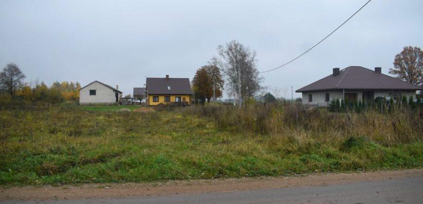 Działka budowlana w Poddubówku
